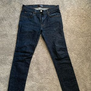 Men's J Brand Tyler Jeans dark wash slim fit 32